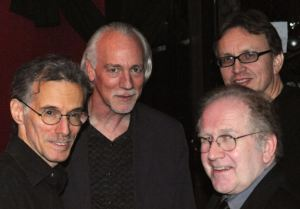 Bevan Manson, Ed Neumeister, Mike Patterson & Gernot Wolfgang